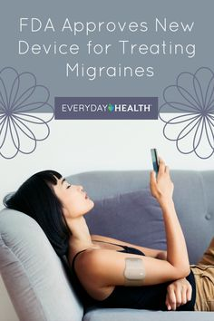 FDA Greenlights New Wearable Device for the Treatment of Acute Migraine Migraine Attack, Migraine Pain, Migraine Relief, Pain Relief, Transcranial Magnetic Stimulation, Pr Newswire, Natural Remedies For Migraines, Cluster Headaches
