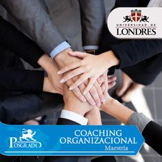 Maestría en Coaching Organizacional