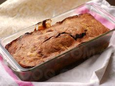 Cake au chocolat #qooq #chocolat #dessert