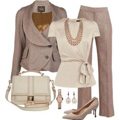 ..✿⊱╮Stylish and great for work!