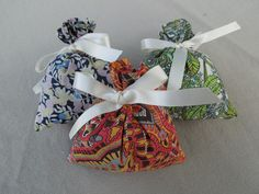 Liberty Fabric Lavender Sachets ca 23g