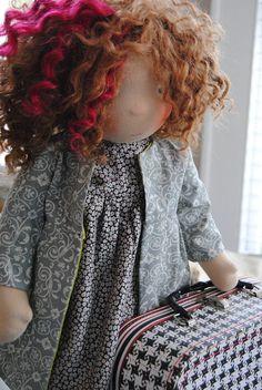 22  Leonnie Fairywooldoll original Waldorf cloth par Fairywooldolls
