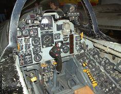Trainer, Cockpit Procedures, North American RA-5C Vigilante ...