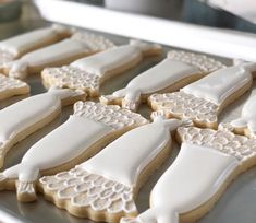 Wedding Cookies, Here Comes The Bride, Sugar Cookies, Weddings, Shoes, Valentines Day Weddings, Zapatos, Shoes Outlet, Wedding
