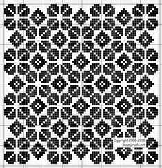 Cross Stitch Borders, Cross Stitch Designs, Cross Stitching, Cross Stitch Embroidery, Embroidery Patterns, Cross Stitch Patterns, Fair Isle Knitting Patterns, Knitting Charts, Bargello Quilts