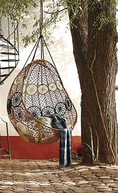 Hanging Basket Chair