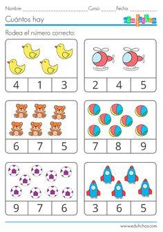 1 million+ Stunning Free Images to Use Anywhere Math Games For Kids, Kids Math Worksheets, Preschool Writing, Numbers Preschool, Kindergarten Math Worksheets, Preschool Learning Activities, Preschool Printables, Learning Numbers, Free Images