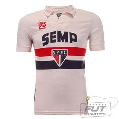 Camisa Penalty São Paulo I Raizes 2013 - Fut Fanatics - Compre Camisas de Futebol Originais Dos Melhores Times do Brasil e Europa - Futfanatics