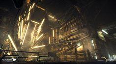 New Dawn Engine built for current-gen Deus Ex