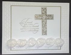 Ivory Trust in God by zipperc98 - Cards and Paper Crafts at Splitcoaststampers