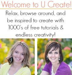 Ucreate! Craft website with many ideas! Pin now, browse later :)
