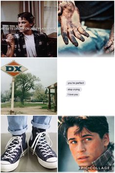 The Outsiders Sodapop, The Outsiders Quotes, The Outsiders Imagines, The Outsiders 1983, 80s Movies, Good Movies, I Movie, Nothing Gold Can Stay, Stay Gold