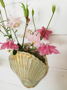 Mother Earth, Flower Pots, Glass Vase, Vintage Fashion, Pottery, Ceramics, Plants, How To Make, Inspiration