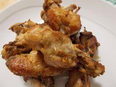 ali di pollo saporite