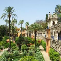 le fleuron mudéjar de séville. Seville, Spain. In the fifth season, GoT viewers are finally introduced to Dorne, the southern most lands of Westeros and the most independent of the Seven Kingdoms. Prince Doran Martell, spends most of his day looking out onto his beloved water gardens. As the setting for the Martells' home and seat of power, Alcázar de Sevilla provides a lavish backdrop, ideal for all the