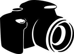 polaroid camera silhouette - Google Search