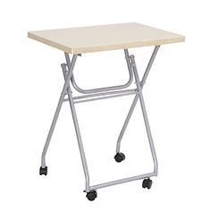 "HomCom 24"" Folding Portable Workstation Computer Desk HOMCOM http://www.amazon.com/dp/B00P1RC14K/ref=cm_sw_r_pi_dp_Wro.ub1F0RA8V"