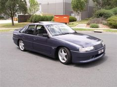 vn commodore with bolt on flares - Google Search