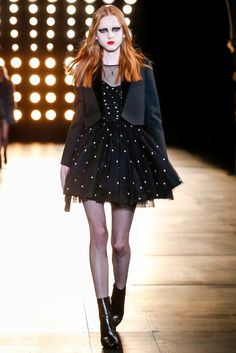 Saint Laurent Fall 2015 Ready-to-Wear Collection Photos - Vogue