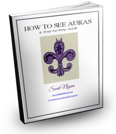 "My gift to you: eBook on ""How to See Auras"". This is an eBook I wrote with very clear and simple step by step instructions on how to see auras.   You get this as FREE gift for signing up for my newsletter. My newsletter has inspirational thoughts, psychic development tips, angel readings, tips on making life easier with tools like EFT tapping, healing courses etc. If you are interested in these topics, you will love my newsletter. Click on the picture to sign up for my newsletter :-)."