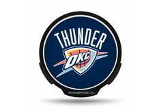 Oklahoma City Thunder NBA Car/Vehicle Power Decal