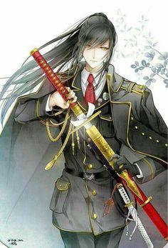 Kanda- D gray man Touken Ranbu, Chica Anime Manga, Manga Boy, Cute Anime Guys, Anime Boys, Avatar Forum, Garçon Anime Hot, Susanoo, D Gray Man