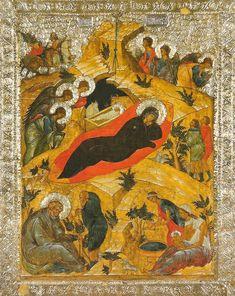The Pictorial Metaphysics of the Icon: Part III – Orthodox Arts Journal Tempera, Margarita, Romanesque Art, Byzantine Art, Pentecost, Sacred Art, Ikon, Fresco, Medieval