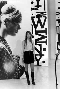 Francoise Hardy- once told Mick Jagger he wasn't worth losing her husband over!