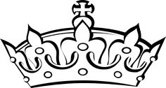 Tiara Outline Clipart - Clipart Suggest Crown Outline, Crown Silhouette, Home Design 2017, Princess Bedrooms, Crown Drawing, Princess Tiara, Queen Crown, Clipart Black And White, Princess Birthday