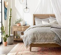 Bohemian Bedroom Decor Ideas - Wish to include cool panache to your bed room? Take into consideration using bohemian, or boho, style motivation in your next bedroom redesign. Cozy Bedroom, Home Decor Bedroom, Modern Bedroom, Bedroom Furniture, Bedroom Ideas, Contemporary Bedroom, Bedroom Designs, Bedroom Classic, Bedroom Boys