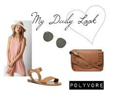 """""""Spain Outfit #3"""" by kaycontii on Polyvore"""