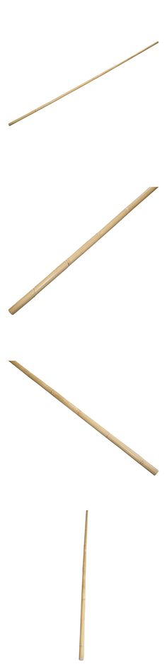 Sticks 179794: Martial Arts 9 Kung Fu Combat Long Pole Staff Raw Skin Rattan 108 Bo Solid -> BUY IT NOW ONLY: $45.0 on eBay!