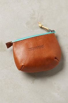 Casentino Coin Pouch - anthropologie.com