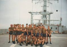 Sout African Marines on board the SAS Tafelberg. Sa Navy, Brothers In Arms, Defence Force, My Land, Military History, Armed Forces, Marines, South Africa, African