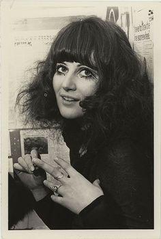 Caroline Coon (1945 - ): British music critic, novelist, painter, band manager, political activist and dancer.
