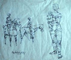 The World and the Katafigiotis Art Painters, Greek, Artist, Amen, Artists