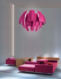 Plumage Lamp by Vanessa Vivian for Axo Light