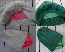 Ravelry: New York Skyline Hat pattern by Sannah König