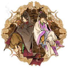 /Hoozuki no Reitetsu/#1698075 - Zerochan