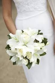 lily wedding bouquet - Google Search