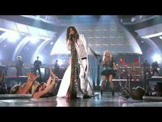 Steve Tyler and Carrie Underwood - Undo It and Walk This Way  - ACM 2011