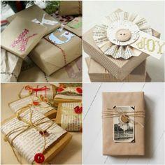 Pacchetti regalo originali