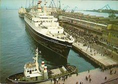 """TSS """"Stefan Batory"""" Dworzec Morski Gdynia"""