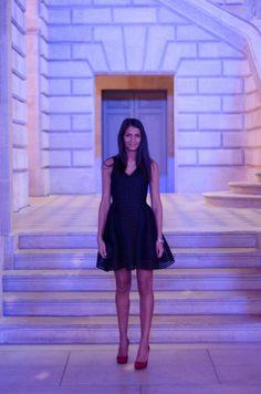 Black Dress #OOTN Jupon et Macaron