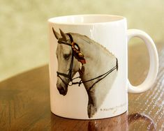 Valentine gift idea for wife gift for girlfriend coffee mug, horse gift for her gift for horse lover