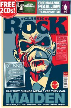 Meados de junho de 1979. Em um pub chamado The Swan, perto do famoso Hammersmith Odeon, o Iron Maiden, uma jovem banda de heavy metal d...