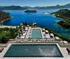 A Paradise In Datca, Turkey – D-Hotel Maris