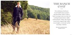 J.Crews Ultimate Outerwear Guide: Fall/Winter 2014 image JCrew Outerwear Guide 007 Ranch Coat