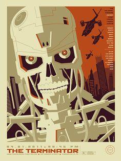 nerds_de_vestido_pôster_filme_nerd_retrô_exterminador_do_futuro