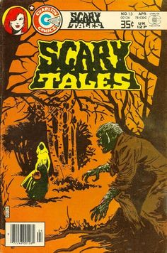 Cover for Scary Tales (Charlton, 1975 series) #13